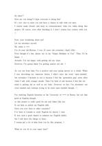 [영작] 영문 자기소개서 프리젠테이션 (영어회화 수업용)