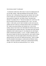 [영어작문] 영작 ( 편지인사)