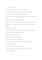 [영어회화] 영문 편지