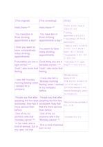 영어편지,영문편지 샘플 [술자리,월요병 등에 관한 짧은 편지글]