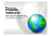 [PPT배경]  지구 글로벌 지구환경 지구과학 지구생태계 세계화 관련