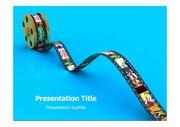 [PPT 배경,다이어그램,파워포인트 배경,템플릿,PPT 디자인] 영화필름 파워포인트템플릿(30)