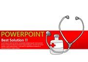 [ppt 디자인, ppt 템플릿,ppt 배경] 병원,의학 파워포인트 템플릿(50)