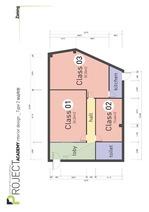 씨드컴퍼니 교육공간(미술, 보습학원)인테리어 디자인 제안서 / Education interior design