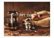 깔끔한 <strong>피피티</strong> 배경, <strong>양식</strong> ppt - coffee 배경 커피 <strong>양식</strong>