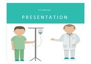 의료PPT 병원 보건 의료 질환 환자 의학 건강 의사 간호 헬스케어 질병 프레젠테이션 템플릿