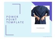의료PPT 허리통증 허리디스크 척추 척추통증 척추질환 산모척추통증 배경 PPT템플릿