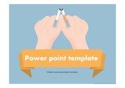 담배금연 PPT배경 - 금연 담배 흡연 발암물질 폐암 간접흡연 금연프로그램 금연교육 PowerPoint PPT 템플릿