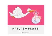 출산PPT 임신 출산주제에 잘 어울리는 템플릿