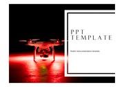 드론PPT 드론 무인항공기 무인기 PPT템플릿
