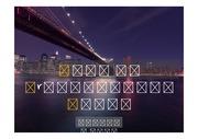 PPT양식 템플릿 배경 - 감각적,미국,뉴욕,브루클린 다리2