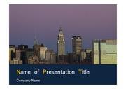PPT양식 템플릿 배경 - 미국, 뉴욕, 도시의 아름다움6