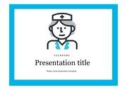 의료PPT 간호사 간호학 의학 건강 질환 질병 주제에 어울리는 PPT템플릿 타입