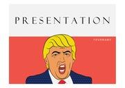 트럼프PPT템플릿 트럼프 트럼프분석 트럼프정치 트럼프대통령 PPT템플릿