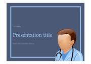 의료PPT 의학 질환 보건 파워포인트 템플릿