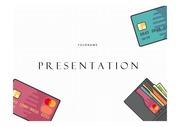 돈PPT 소비 신용카드 지갑 경제 경영 마케팅 파워포인트 템플릿