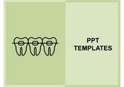 치아 교정 템플릿