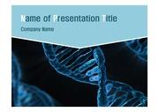 의학 테마 PPT- 유전자 DNA