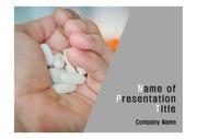 의학 테마 PPT - 의학, 알약, 약물 오남용1