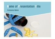 건강 테마 PPT- 체중관리2