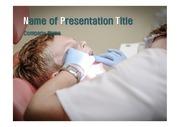 의학 테마 PPT- 치과