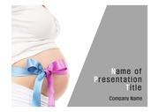 가족 테마 PPT - 임신, 출산3
