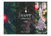 크리스마스ppt / 크리스마스템플릿 / 심플한 발표용 ppt템플릿 / ppt템플릿 / 크리스마스 ppt 템플릿