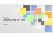 144심플 사각 <strong>도형</strong> 피피티 디자인 테마 (회사소개서, 제안서, 사업계획서, 자기소개서)<strong>PPT</strong> 테마 템플릿 피피티몰