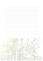 속지, 편지지, 노트, 연습장 ver3