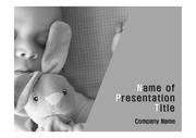 건강테마 PPT - 수면, 잠, 아기3