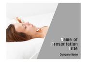 건강테마 PPT - 수면, 수면장애, 잠1