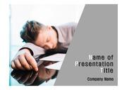 건강테마 PPT - 수면, 수면장애, 잠6