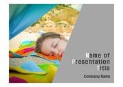 건강테마 PPT - 수면, 잠, 어린이7