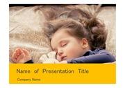 건강테마 PPT - 수면, 잠, 어린이6