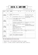 중국 샤먼(하문)여행계획서