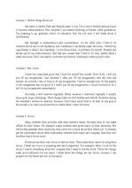 [대학 교양 영어]짧은 글 짓기 7편 저널입니다. 짧은 일기로도 활용 가능.