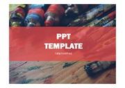 미술관련 PPT 템플릿 / 미술 PPT / 미술감상 PPT / PPT템플릿 /미술작품 PPT