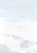 줄노트 편지지, 노트, 연습장, 레포트 속지, 속지 v2018081328