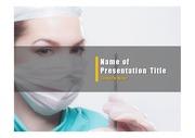 PPT양식 템플릿 배경 - 의료, 외과2