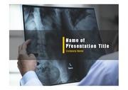 PPT양식 템플릿 배경 - 의료, 외과1