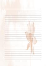 편지지, 노트, 연습장, 속지 v1809135