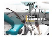 PPT양식 템플릿 배경 - 치과, 치료2