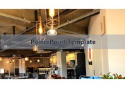 PowerPoint Template (인테리어, 리모델링, 건축, 카페)