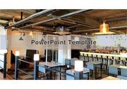 PowerPoint Template (인테리어, 리모델링, 건축, 카페) v3