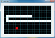 C# 윈폼 뱀게임(지렁이게임) 소스코드 및 실행파일