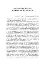 일반 시민(대학생)의 눈으로 보는 2013.03.21에 선고된 구 헌법제53조 등위헌소원에 관한 재판 동영상 감상문