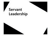 전통적 리더십,현대적 리더십,이나모리 가즈오,서번트 리더,서번트 리더십