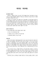 아모스 장별 예습 레포트(9:1-9:10)