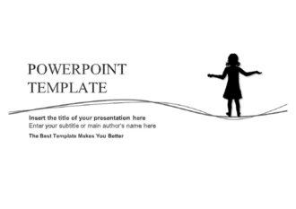 [PPT배경] 유아 발달 성장 아동 유아교육 발달심리 관련 파워포인트 템플릿