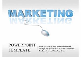 [PPT배경] 마케팅 인터넷마케팅 광고 마케팅전략 마케팅조사 관련 파워포인트 템플릿